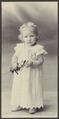 KITLV - 35605 - Kurkdjian, Ohannes - Soerabaja - Reina H.W.H. Visser, born August 21, 1906 at Sumenep, Madura. - 2310.tif