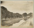 KITLV 12564 - Kassian Céphas - The canal next to Fort Vredeburg in Yogyakarta - Around 1896.tif