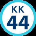 KK-44 station number.png