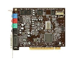 KL Creative Labs Soundblaster Live Value CT4670