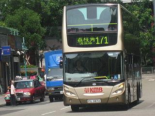 隧巴171線是港島南區的主要過海巴士線之一,來往九龍西部及鴨脷洲,早上繁忙時間的需求更是極高。 (圖片:JimmyLai0312@Wikimedia)