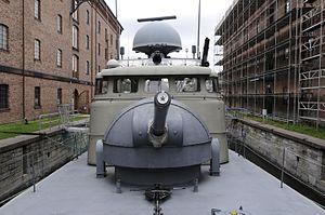 Storm-class patrol boat - Image: KNM «Blink» fra baugen