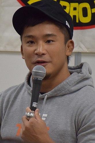 Yujiro Kushida - Kushida in November 2017