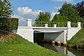 Kaaks, Ortsteil Eversdorf, Fischbauchbrücke über die Bekau NIK 3300.JPG