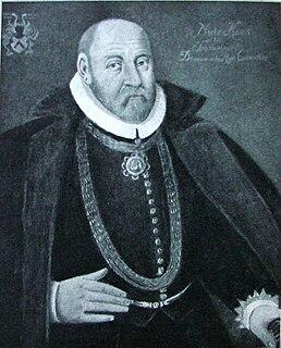 Niels Kaas Danish politician