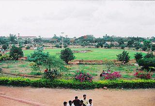 Kadri Park Park in Karnataka, India