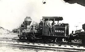 Kahului Railroad, 1911