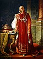 Kaiser Franz Joseph I in Herold des Ordens vom Goldenen Vlies.jpg