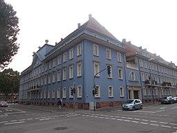 Bismarckstraße in Kaiserslautern