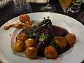 Kangaroo steak at restaurant BBQ House.jpg