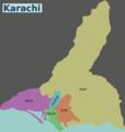 Karachi map.png