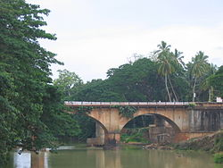 Karamana old bridge