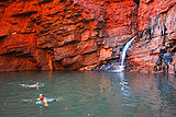 Weano Gorge in Karijini National Park
