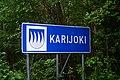 Karijoki municipal border sign 20190705.jpg