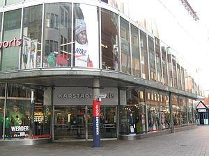 Karstadt (Bremen) - Karstadt Sports in Sögestrasse