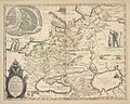 Karta Rossii G.Gerritsa 1613g. Str.19-21 (A map of Russia by G.Gerrits, 1613. P.19-21) (1613).jpg