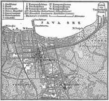 Sunda Kelapa, Jayakarta, Batavia, Jakarta