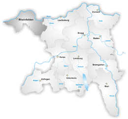 District Rheinfelden