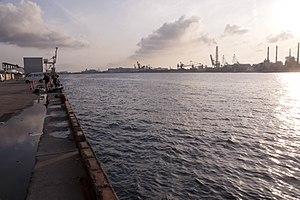 鹿島港's relation image