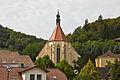 Kath Pfarrkirche hl Stephanus in Weiten - Ostansicht.jpg