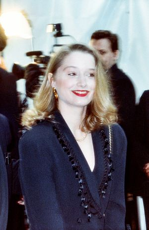 Katherine LaNasa - LaNasa at 1990 Academy Awards