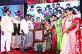 Katta Kavitha receiving Eminent Women awrad from Telangana Government.jpg