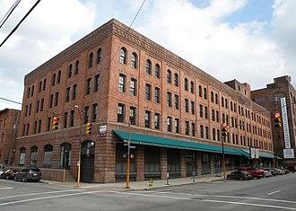Kaufmann's Department Store Warehouse - Image: Kaufmann's Department Store Warehouse
