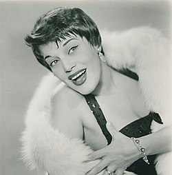 Kaye Ballard publicity photo taken by Maurice Seymour NY in late 1950s for MCA.jpg