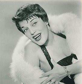 Kaye Ballard American actress, singer