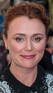 Keeley Hawes British actress