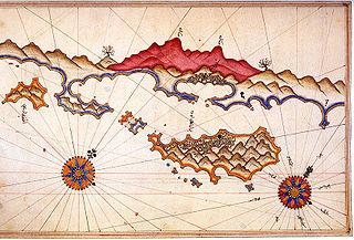 small Turkish island near Demre