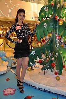 Kelly Chen Hong Kong singer and actress