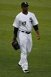 221ffd2393 Ken Griffey Jr. in 2008 with the Chicago White Sox