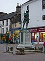 Kendal War Memorial, Market PLace - geograph.org.uk - 1760004.jpg