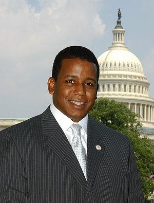 {{w|Kendrick Meek}}, U.S. Congressman.