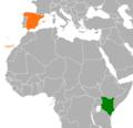 Kenya Spain Locator.png