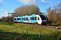 Keolis 45 met stoptrein 31235 Zutphen - Oldenzaal ter hoogte van Hengelo.jpg