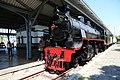 Kereta Api D 5106 alat transportasi jaman Belanda di Ambarawa.jpg