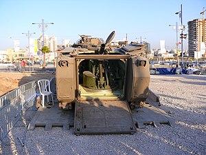 "Cardom - IDF ""Keshet"" 120mm mortar."