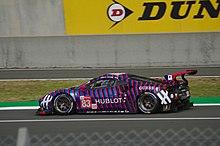 Intalnirea femeii Le Mans