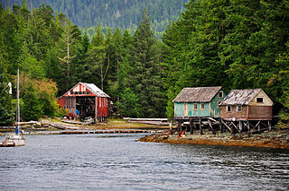 Pennock Island island in the United States of America