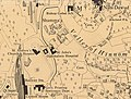 Ketef Hinnom (just south of St Andrew's church) -Jerusalem- Reproduced & printed by Survey of Palestine-south-east-sheet (cropped).jpg