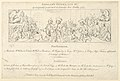 Key with List of Performers and Audience to- The Beggars Opera MET DP847773.jpg