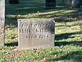 Kiddoo (First Wife of James), Bethel Cemetery, 2015-10-15, 01.jpg