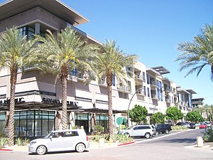 Kierland Commons - Image: Kierland East 2 2008 04 14