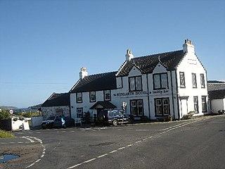 Kingarth Human settlement in Scotland