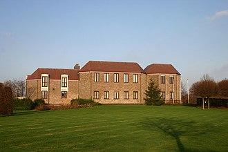 Kinrooi - Image: Kinrooi Gemeentehuis