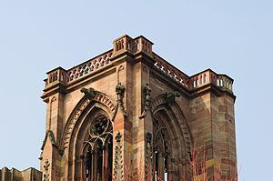 Église Notre-Dame de l'Assomption, Rouffach - Image: Kirche Rouffach 5