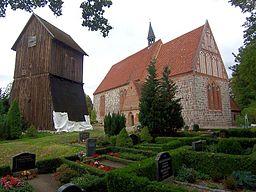 Kirche in Cammin, Landkreis Bad Doberan