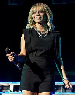 Kirstin Maldonado American singer and songwriter
